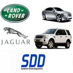 Land Rover and Jaguar SDD eXML files encryptor-decryptor для работы с JLR на инженерном уровне